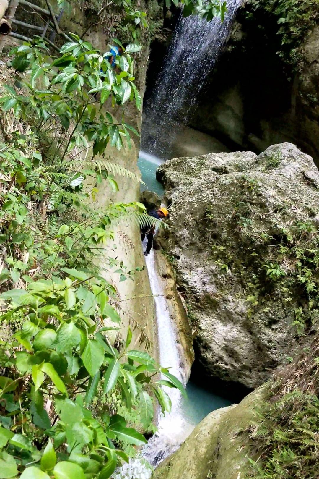 Dao Falls - 6th Rappel