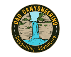 Rappelling Adventure in Samboan Cebu Logo